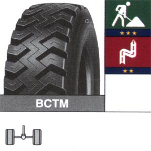 Lastik Sırt Deseni Kaplama BCTM